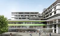 Госпиталь святой Ольги (Olgahospital), г.Штутгарт, Германия