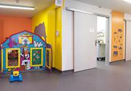 Университетская Детская клиника, г. Цюрих, Швейцария