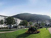 Отдых в СПА-отелях Швейцарии. Grand Hotel Hof Ragaz 5*, г.Бад Рагац