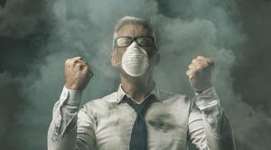 Американские ученые: загрязнение воздуха может повышать уровень смертности от коронавируса