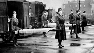 Испанский грипп (1918-1920)