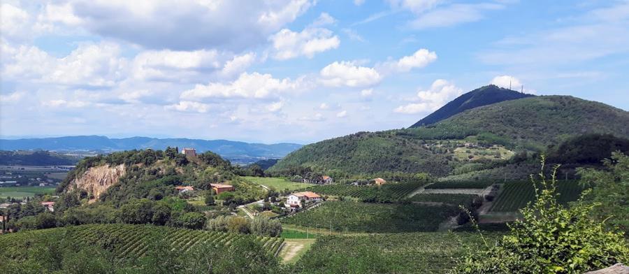 Во, Падуя, Италия