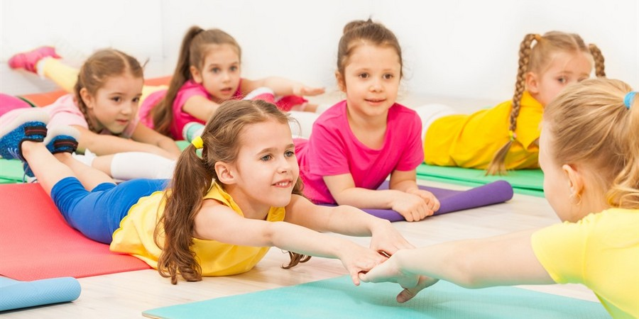 Кинезиотерапия для детей