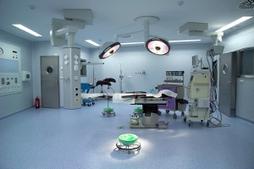 Больница Nisa Pardo de Aravaca Hospital, г.Мадрид, Испания