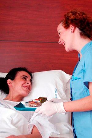 Международная больница Vithas Virgen del Mar, г.Альмерия, Испания