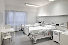 Больница «Альфред Крупп», г. Эссен, Германия