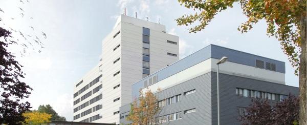 Больница Динслакен комплекса Нидеррайн