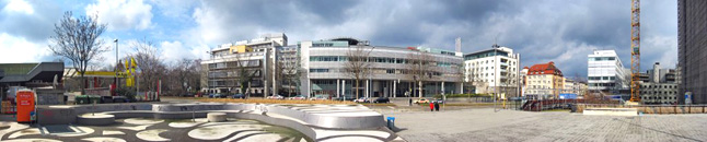 Госпиталь святой Екатерины (Katharinenhospital), г.Штутгарт,  Германия