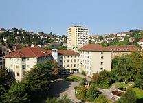 Гражданская Больница (Bürgerhospital), г. Штутгарт,  Германия