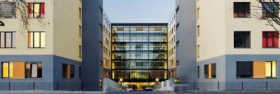 Медицинский центр «Крефельд-Дюссельдорф», «Гелиос», г.Крефельд, Германия