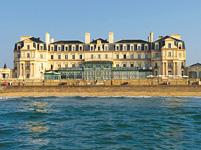 Отдых в СПА-отелях Франции. Saint-Malo 5*, г.Сен-Мало