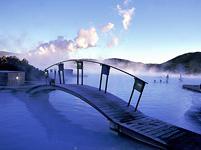 Лечение и отдых в Исландии. Термальные курорты.