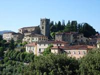 Курортный город Монтекатини Терме, Италия