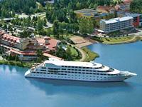 Отдых в СПА-отелях Финляндии. Naantali SPA Hotel 5*, г.Наантали