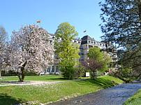 Отдых в СПА-отелях Германии. Brenners Park-Hotel & SPA 5*, г.Баден-Баден