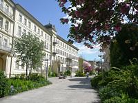 Отдых в СПА-отелях Германии. Kaiserhof Victoria 4*, г. Бад Киссинген