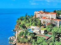 Отдых в СПА-отелях Португалии. Reid`s Palace 5*, остров Мадейра