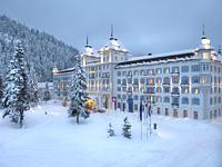 Отдых в СПА-отелях Швейцарии. Grand Hotel Des Bains 4*, г. Ивердон ле Бен