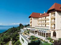 Отдых в СПА-отелях Швейцарии. Le Mirador Kempinski 5*, г.Вёве
