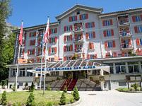 Отдых в СПА-отелях Швейцарии. Les Sources des Alpes 5*, г. Лейкербад